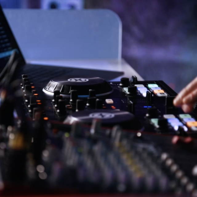 DJ Nerds DJ Luk Equipment Schweiz